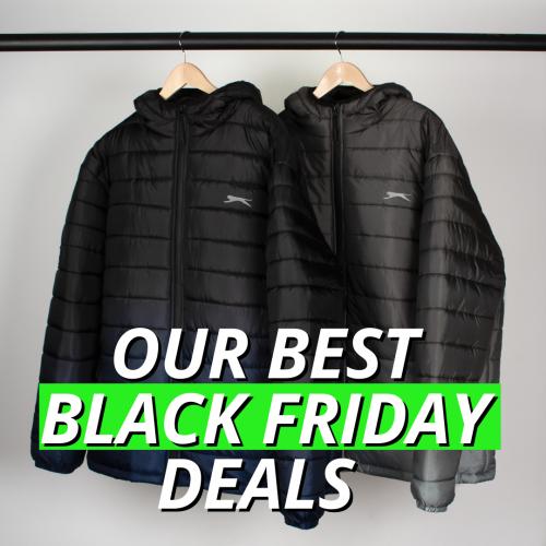 Best Black Friday Deals on Big Men's Clothing