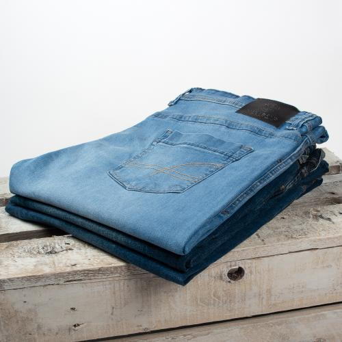 BC4U's Guide To: Choosing Jeans for Big Men