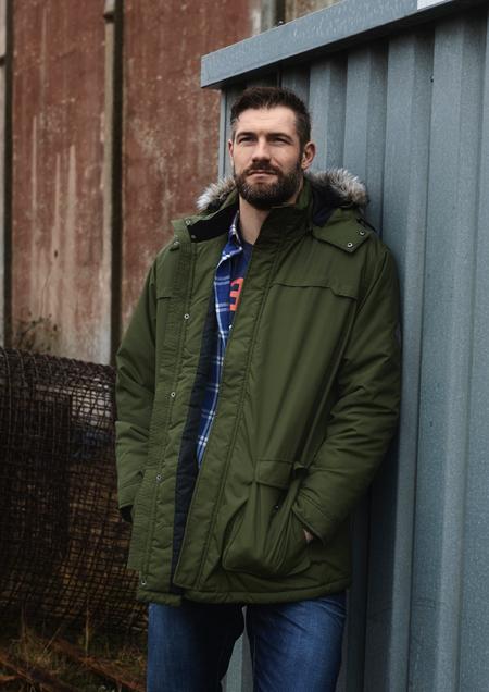 Tall mens jackets