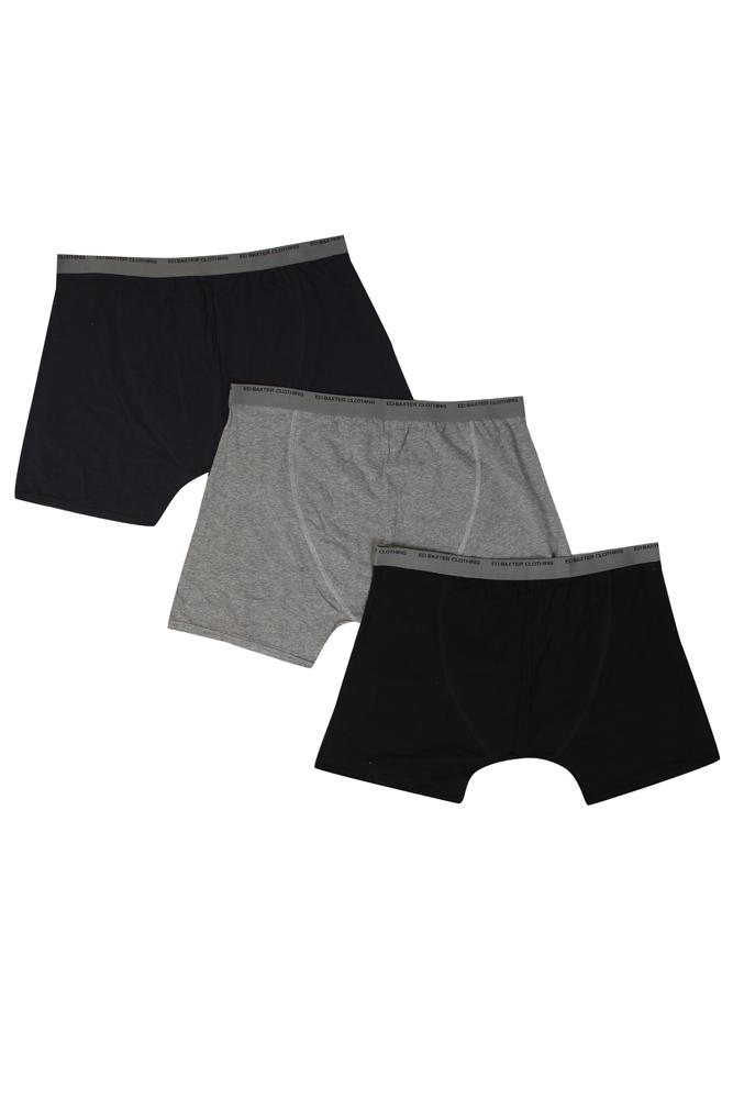 Ed Baxter Essential Boxer Shorts Underwear 7XL