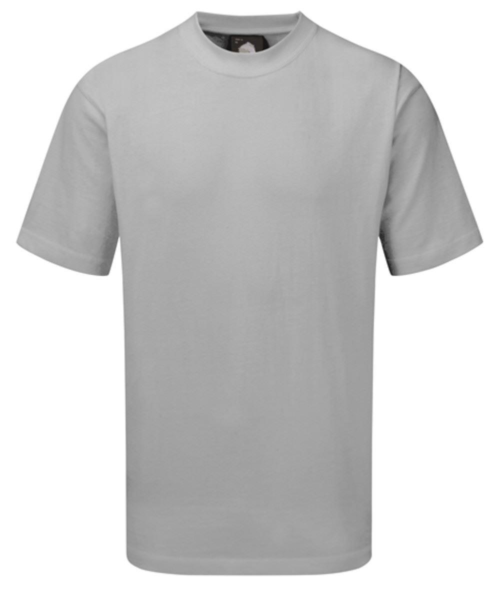 Orn Plover Premium T-Shirt - Ash Grey 5XL