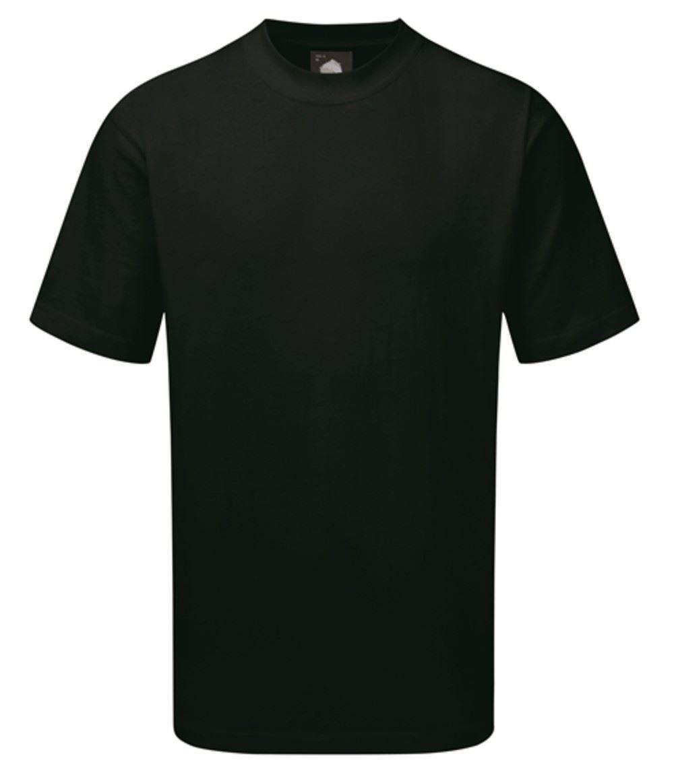 Orn Plover Premium T-Shirt - Black