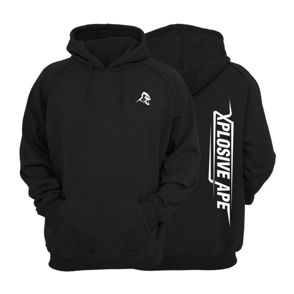 Xplosive Ape Strike Pullover Black