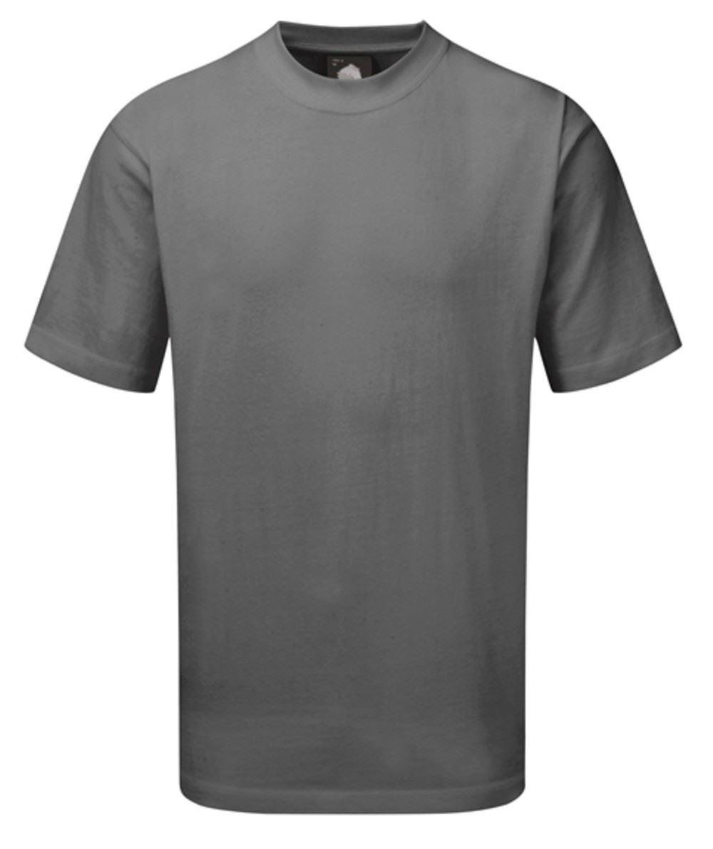 Orn Plover Premium T-Shirt - Graphite Grey 4XL