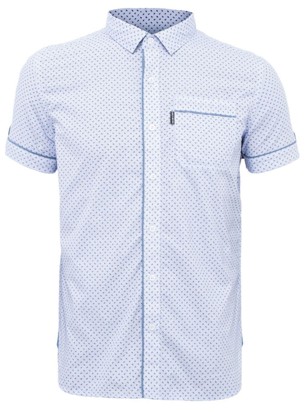 Loyalty & Faith Rodeo Shirt - Blue|3XL
