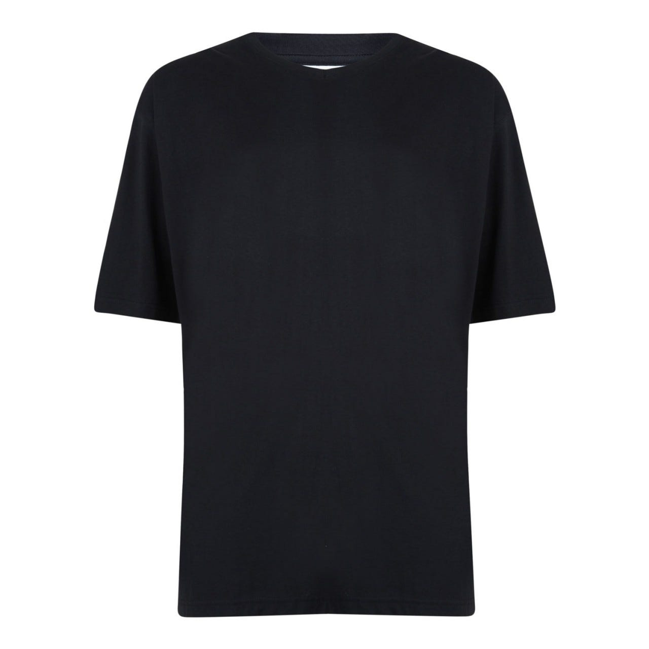 45b762322bfa KAM V-Neck Long Length T-Shirt|Black|6XL,7XL,8XL Big Clothing 4 U