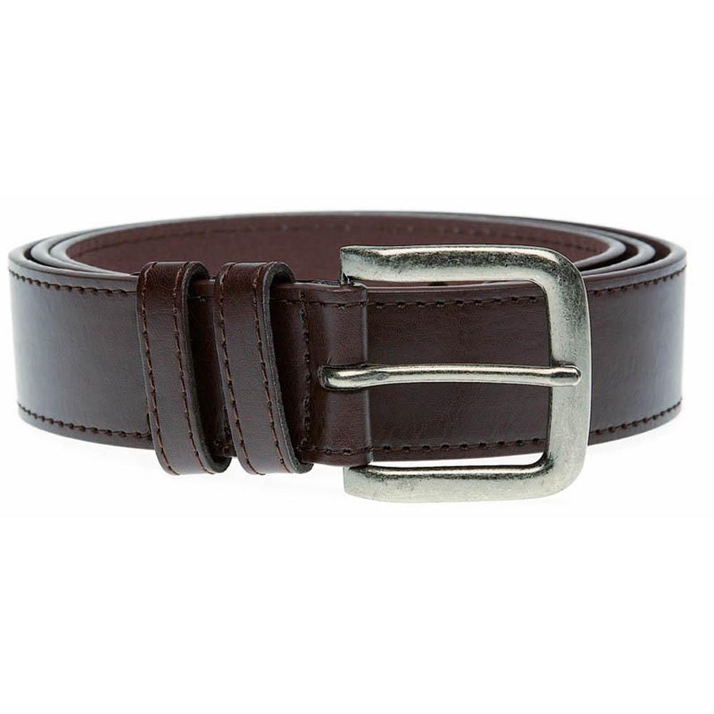 """D555 Archie Kingsize Leather Belt - 64"""""""