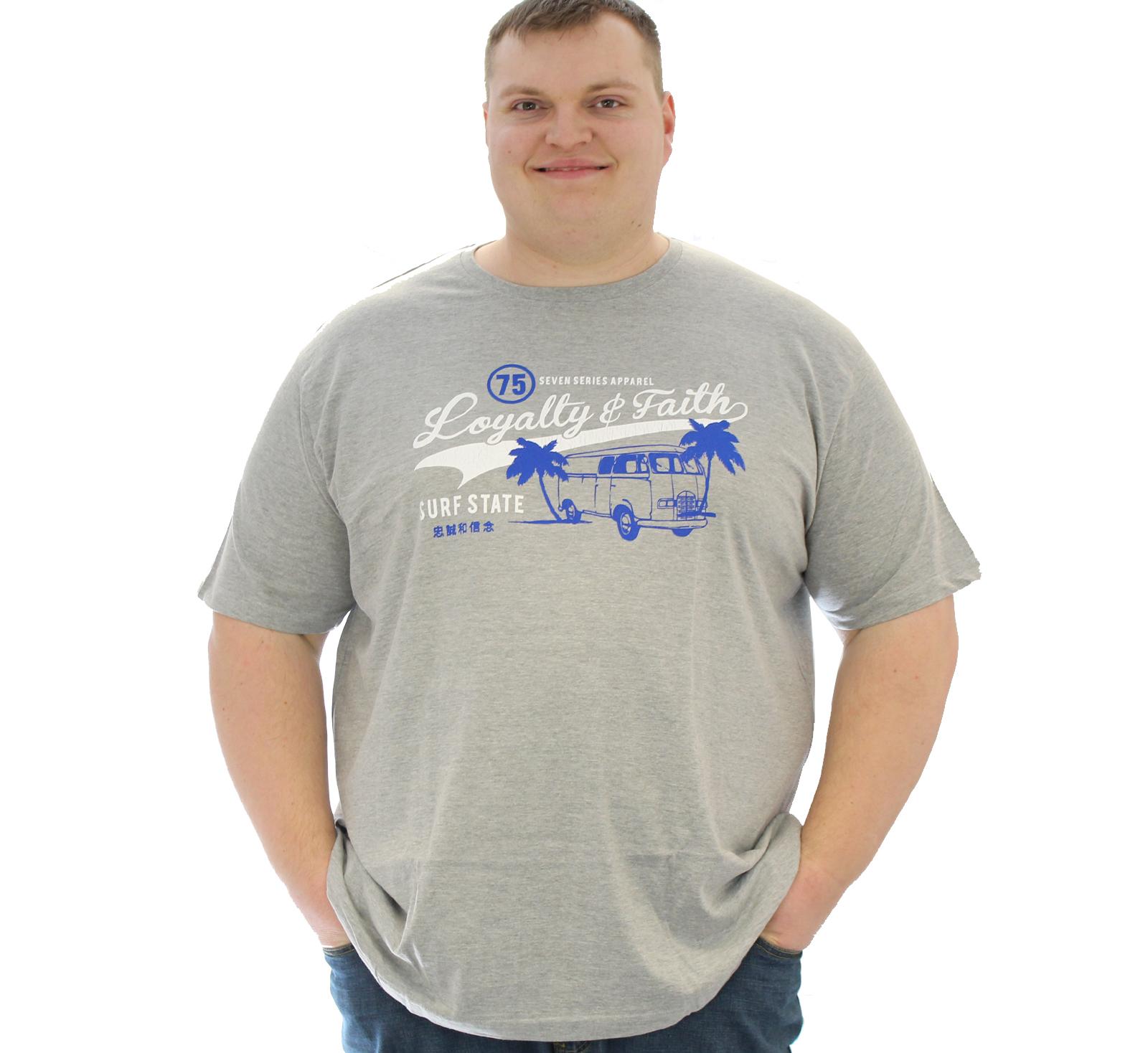 Loyalty & Faith Southport T-Shirt - Grey