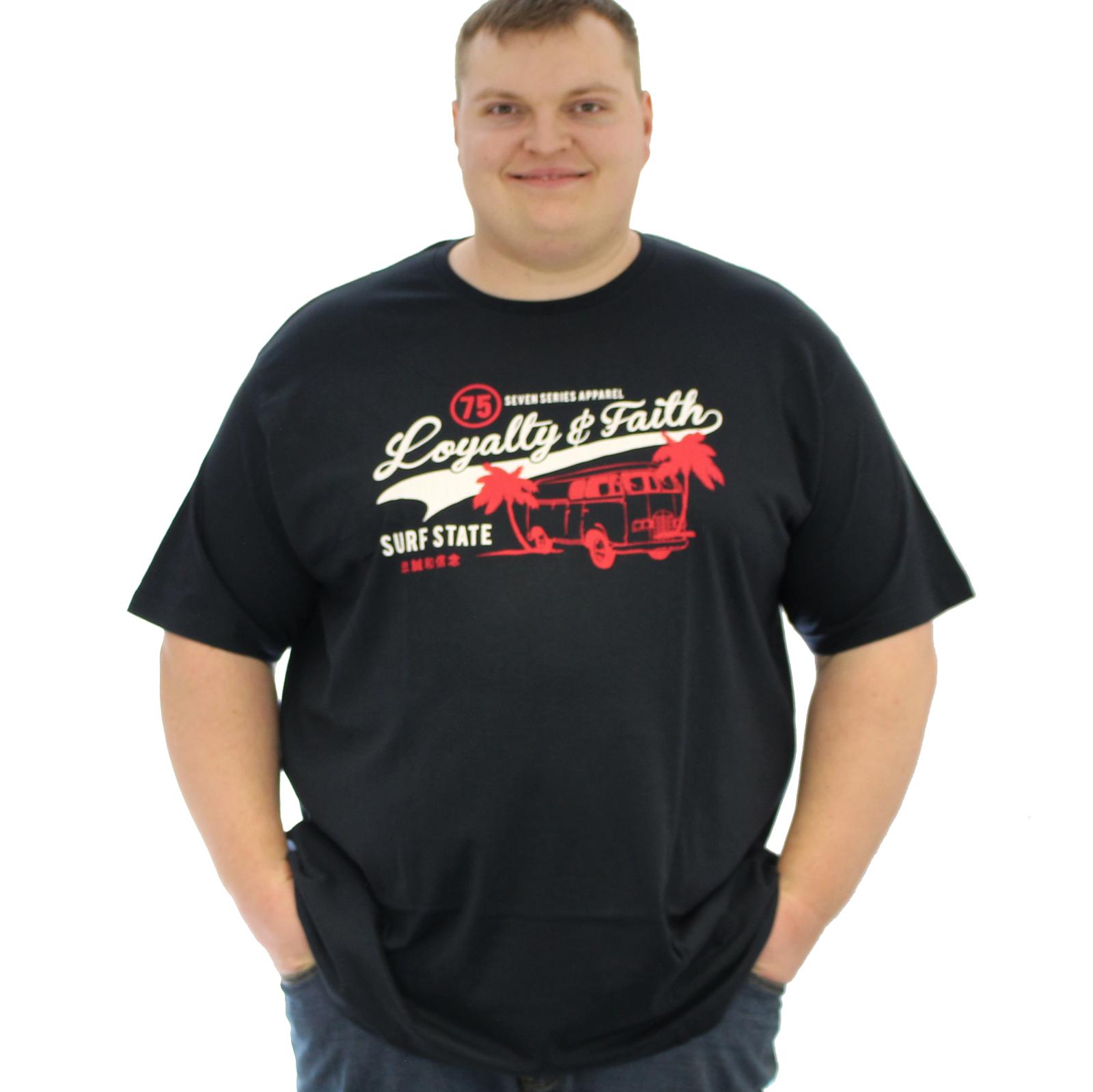 Loyalty & Faith Southport T-Shirt - Navy
