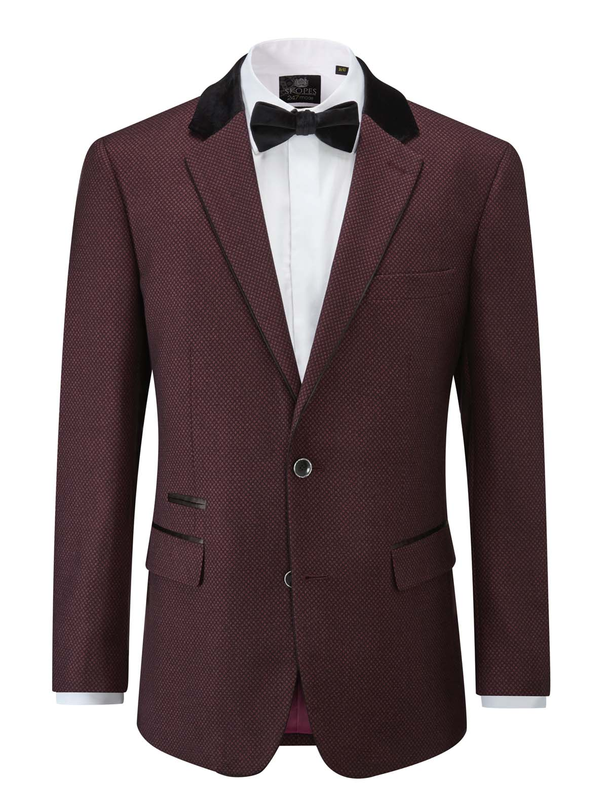 91b5f28a43b Image for Skopes Shoreditch Jacket – Plum up to 72