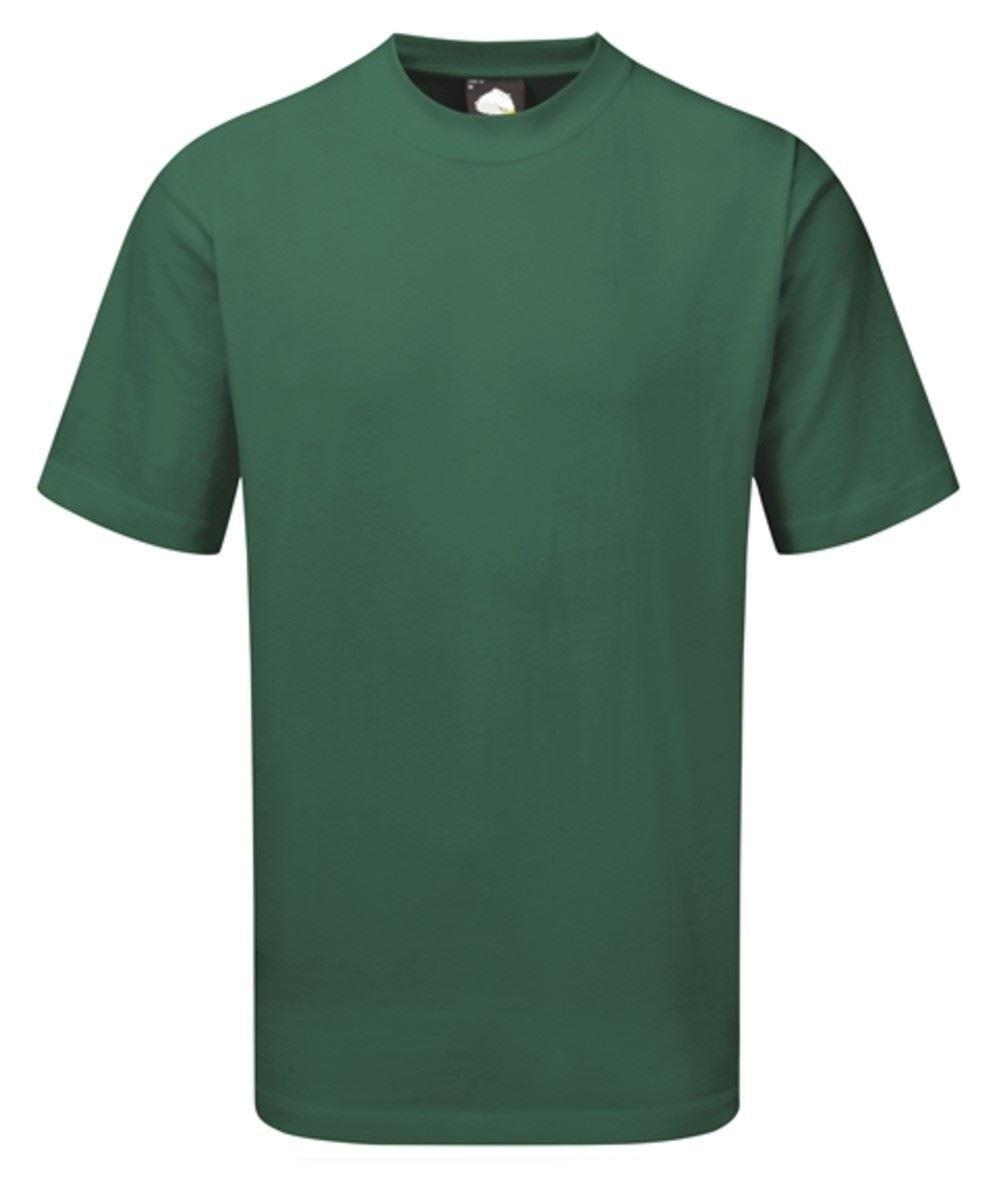 Orn Plover Premium T-Shirt - Green 5XL