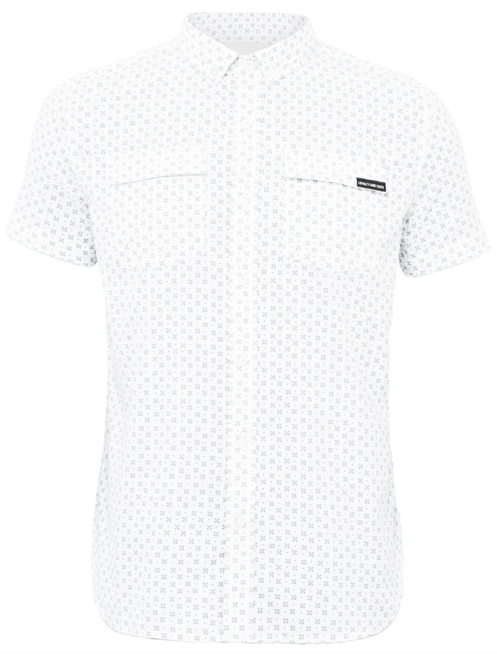Loyalty & Faith Escape Shirt - White|3XL