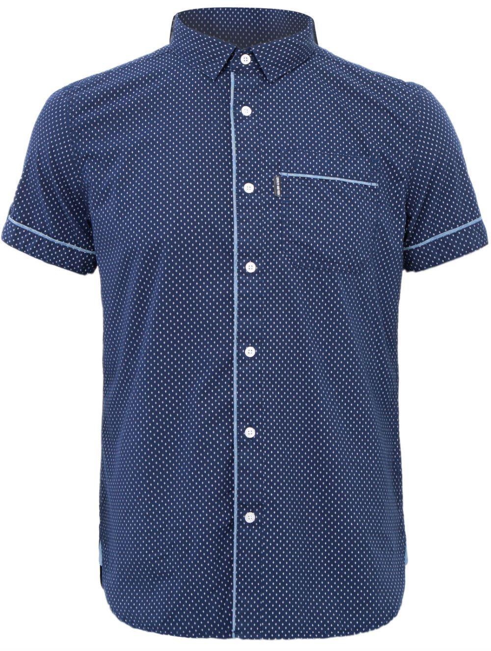Loyalty & Faith Mazza Shirt - Blue|4XL