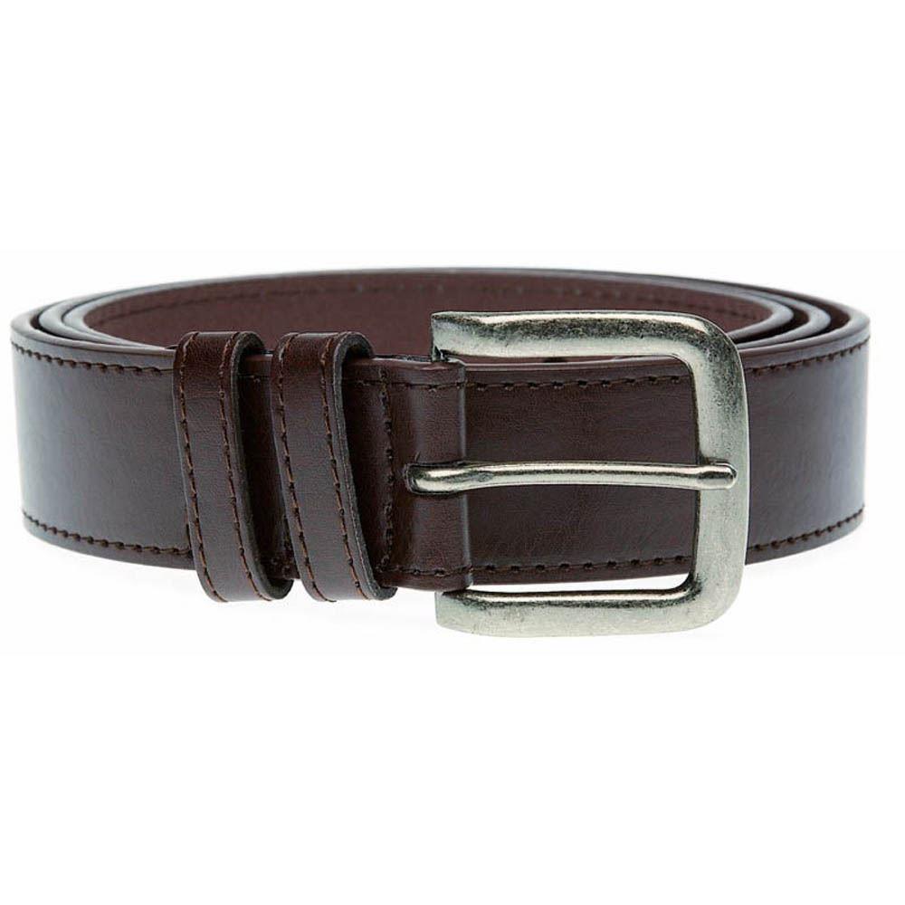 D555 Archie Kingsize Leather Belt - 48