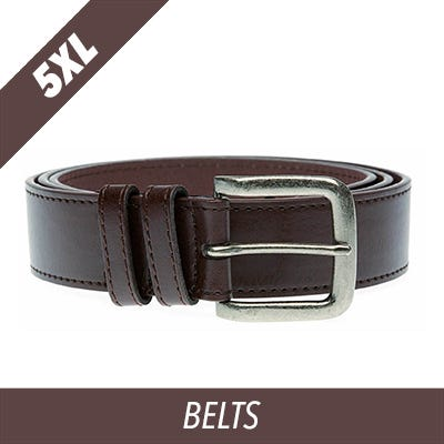 5XL mens belt