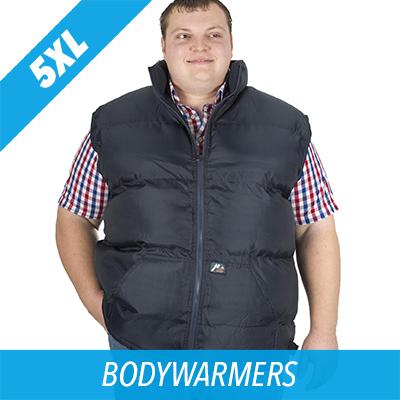 5XL bodywarmer