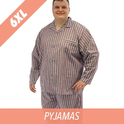 6XL dressing gown