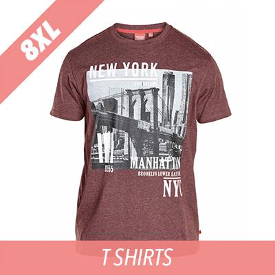 D555 8XL T-Shirt