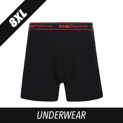 KAM 8XL boxers