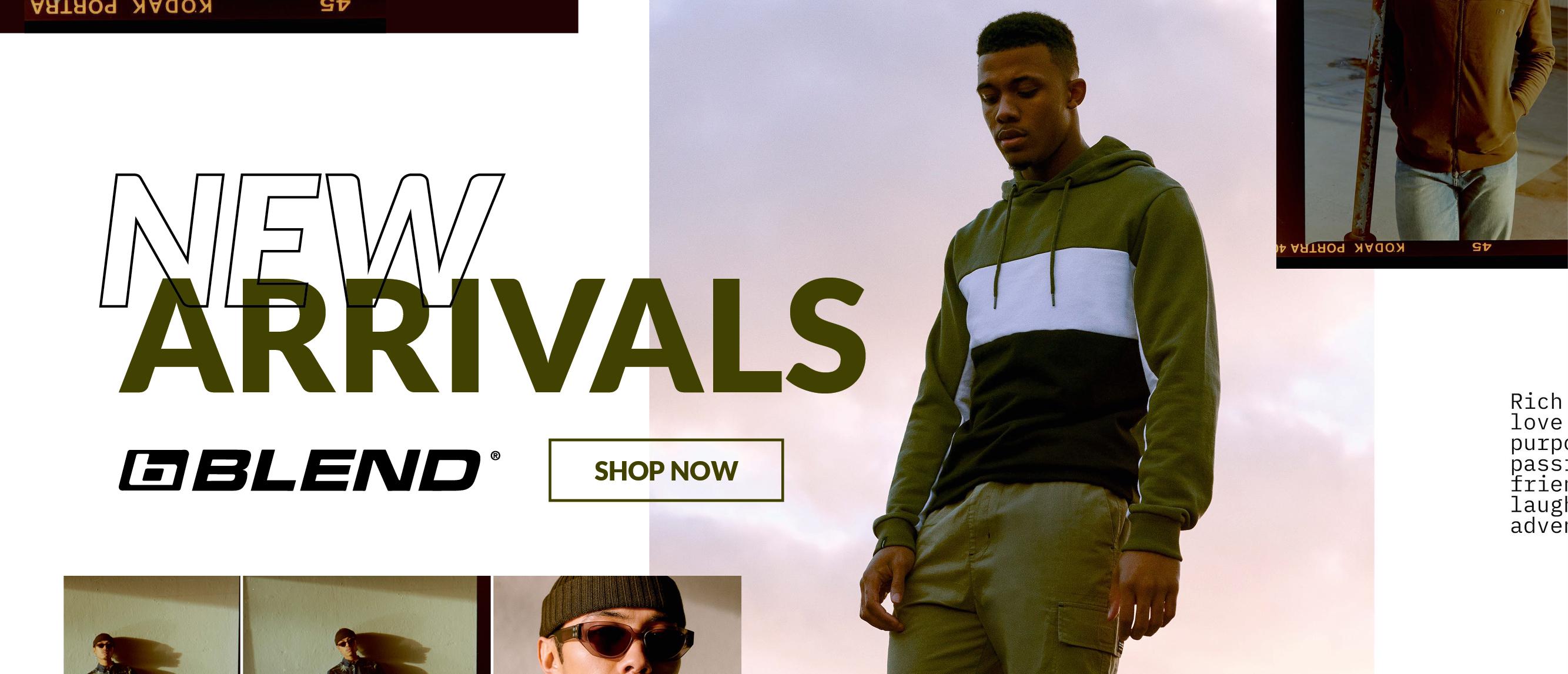 Shop big men's clothing brands