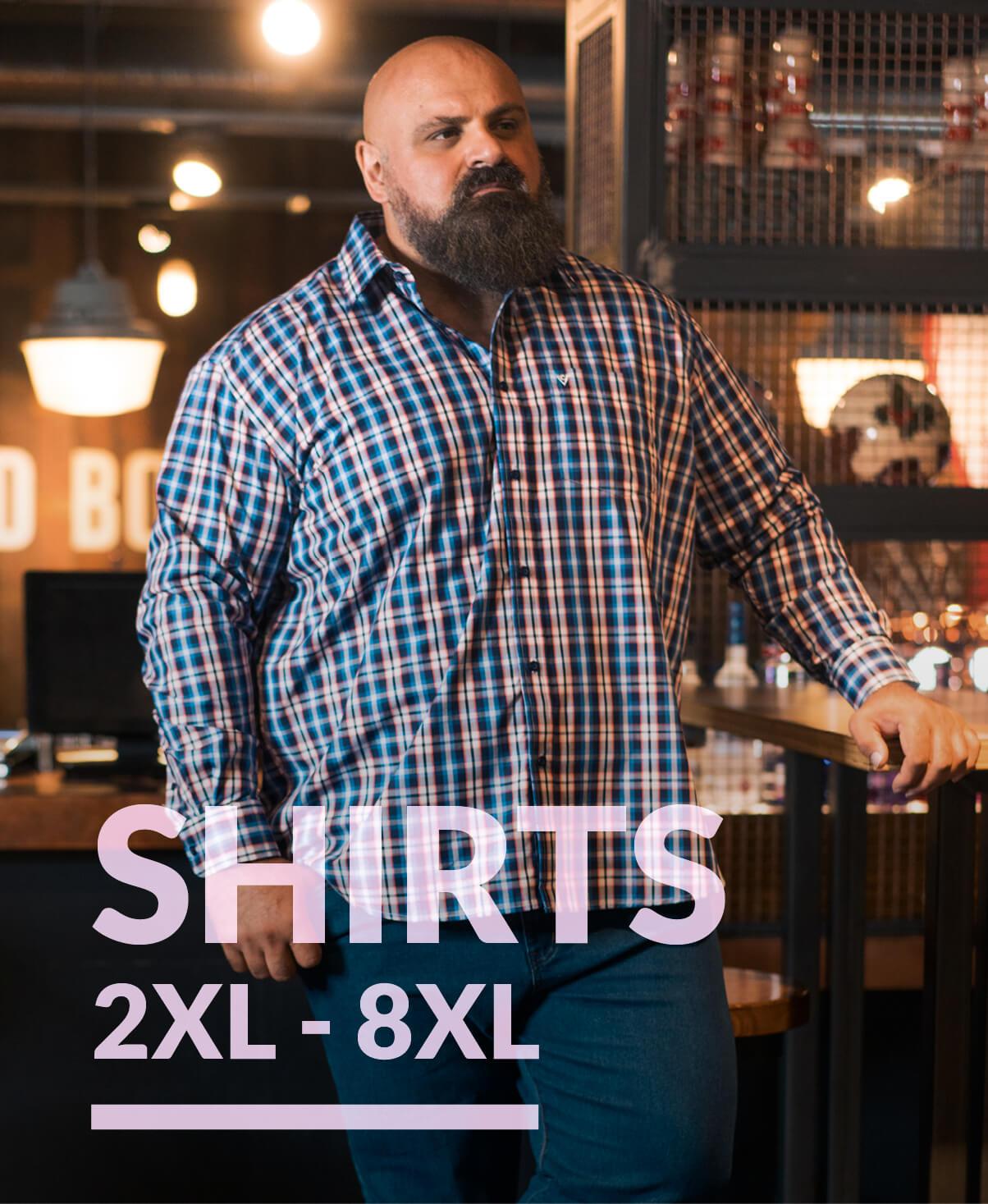 Shop Big Men's Shorts