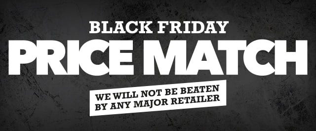 Black Friday match any price