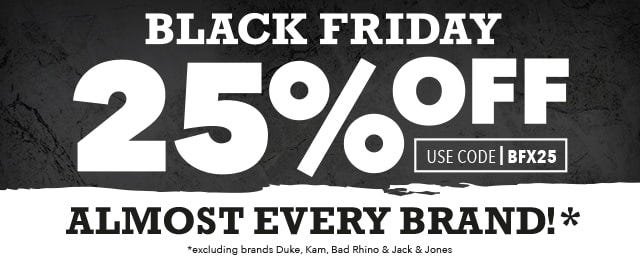 Hurry Black Friday 24 hours only