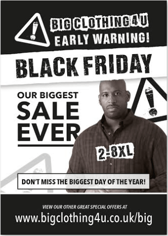 Black friday early bird offers