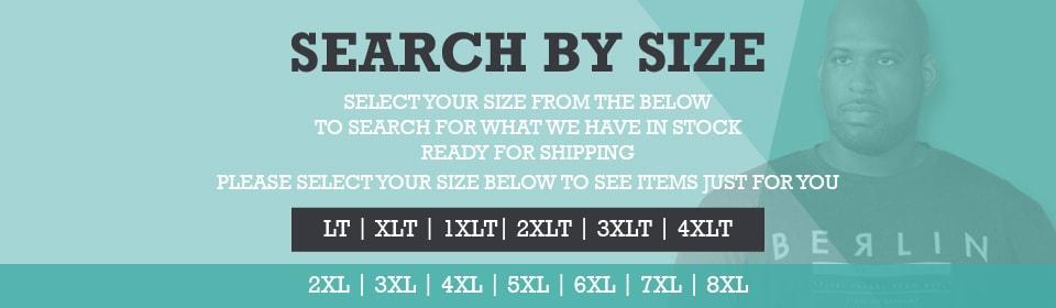 3cfb3df0efbac Big and Tall shop by size  UK14, UK15, UK16, UK17   Big Clothing 4 U