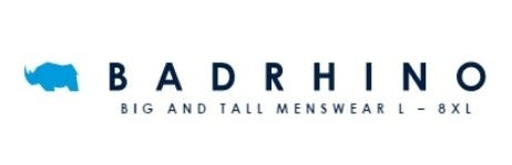 Bad Rhino clothing in Large Sizes for Big Men Coming SS19
