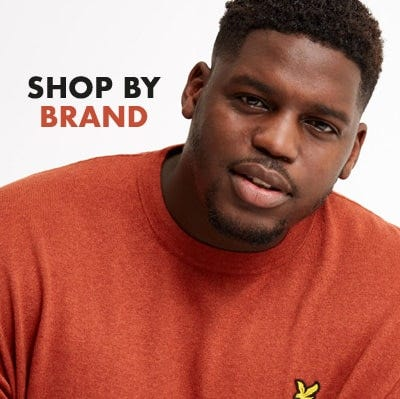 Shop By Brand Mega Menu