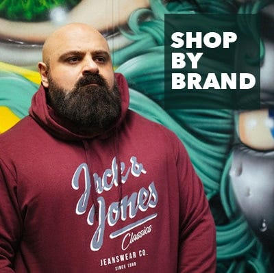 Big mens shop by brand image