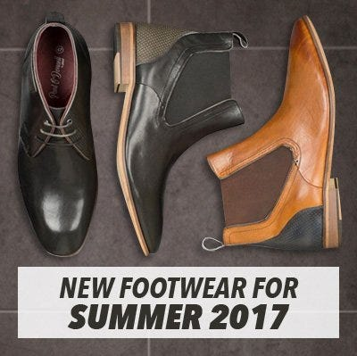 2017 boots and shoe collection