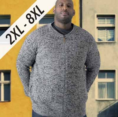 Big men's 2017 Autumn Collection up to 8XL