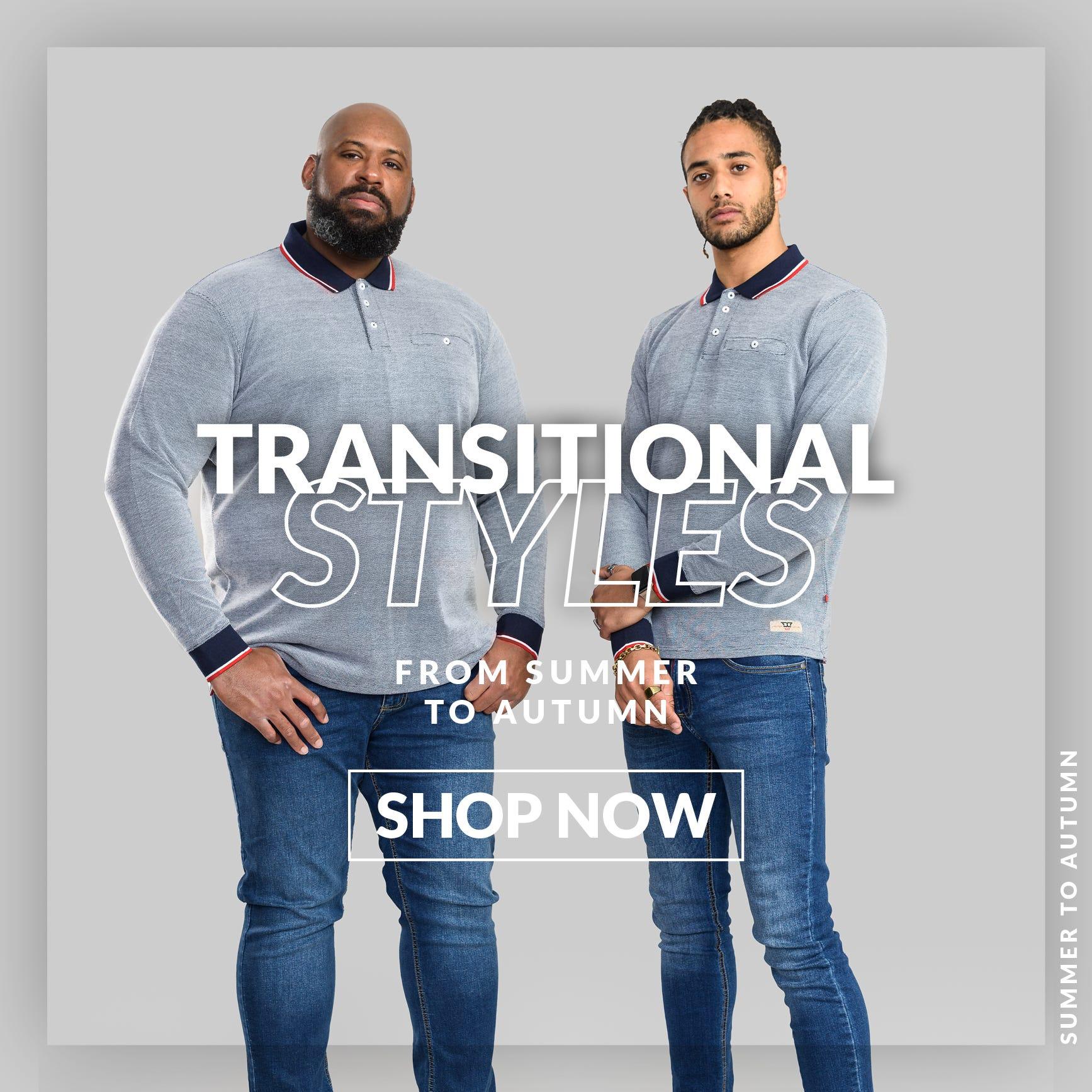 Shop Big 2XL - 10XL Menswear