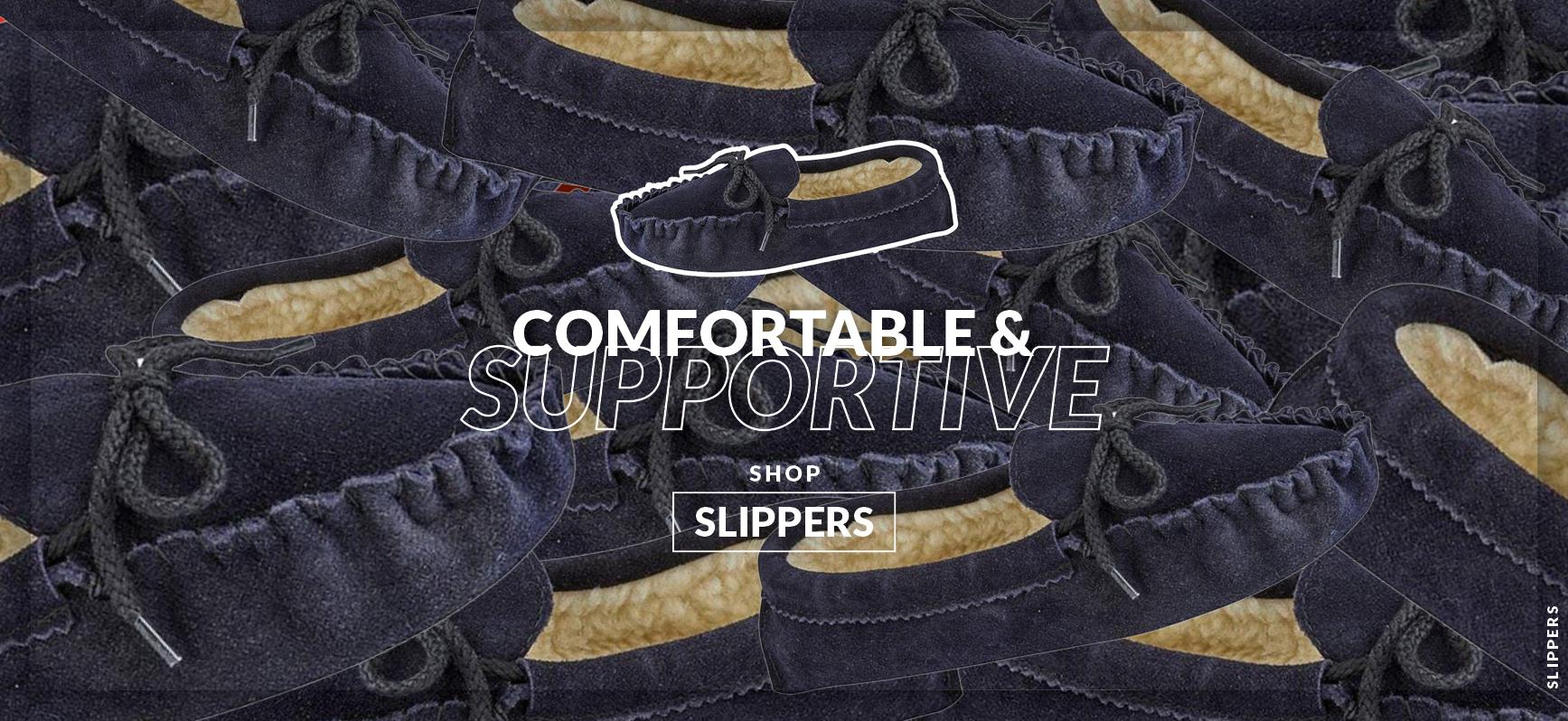 Shop Footwear for Large Men