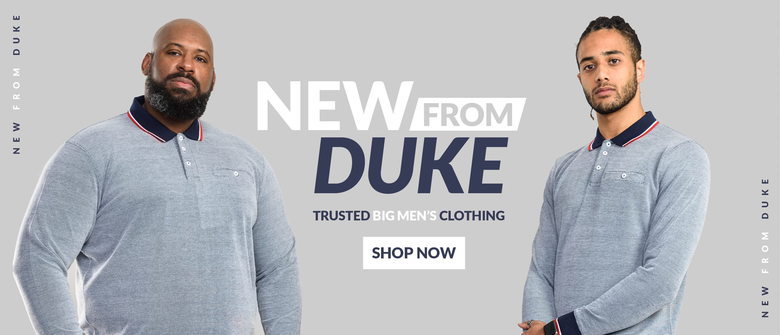 Shop New In from Duke