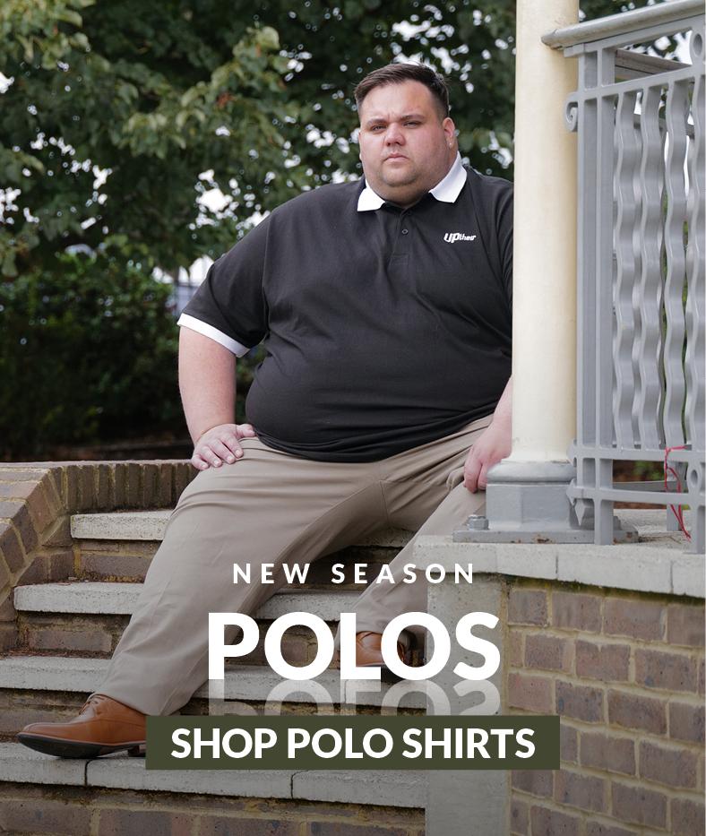 Shop Big Men's Joggers
