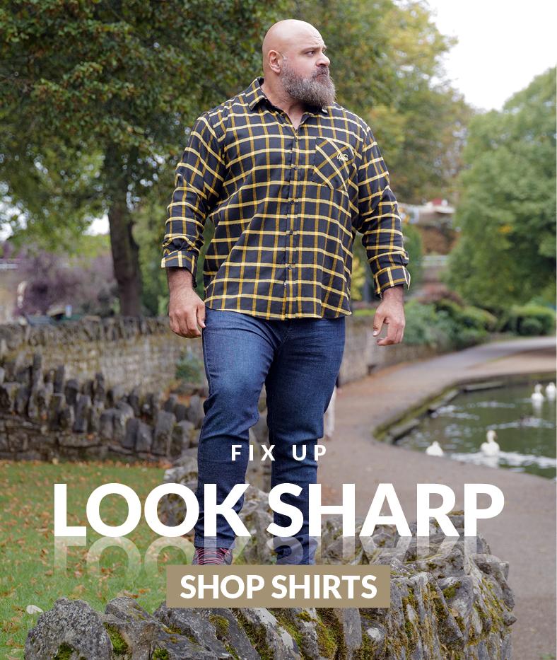 SHOP BIG T-SHIRTS