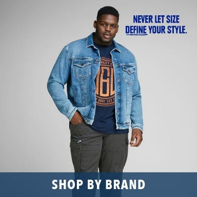 Big men's clothing in sizes 3XL, 4XL, 5XL, 6XL,7XL, 8XL