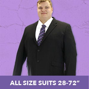 Suits for Big Dudes