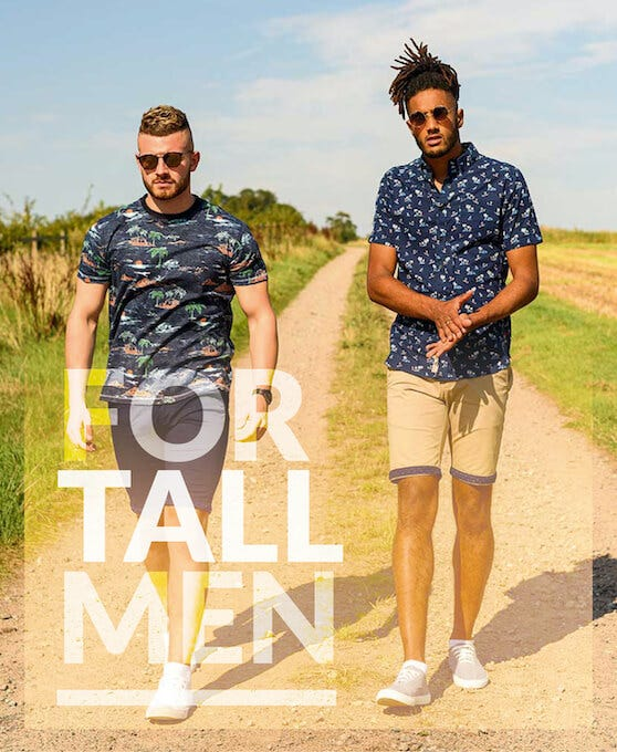 Shop Tall Men