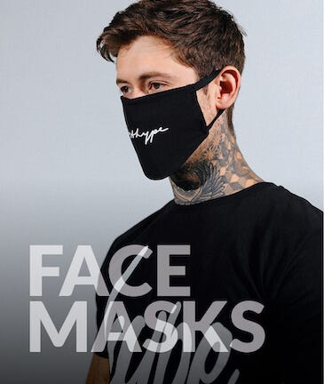 Shop Face Masks
