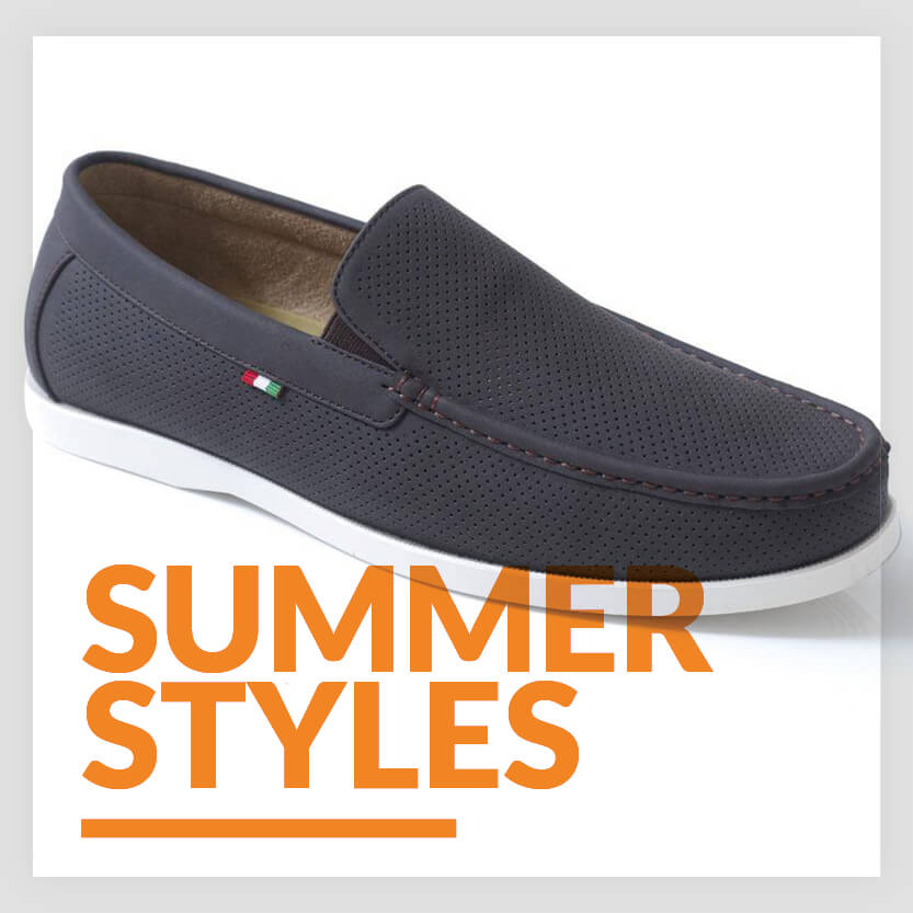 Summer Styles Footwear at BC4U